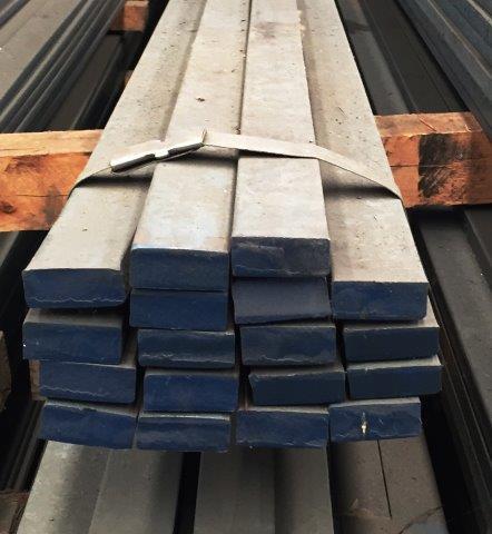 Barra chata aço carbono
