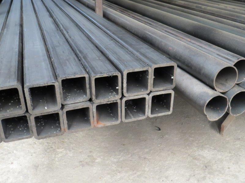Tubo de aço quadrado
