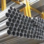 Tubo de aço estrutural